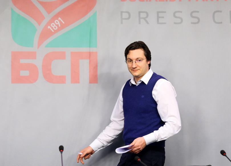 Крум Зарков: БСП е единствената партия, гласувала против Пламен Георгиев