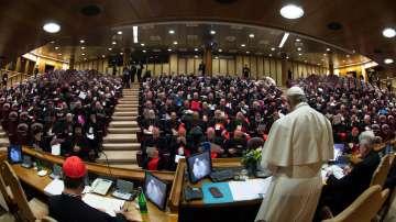 Католическата църква обсъжда във Ватикана проблема с педофилията