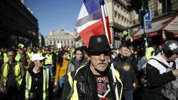 Протест на жълтите жилетки във Франция
