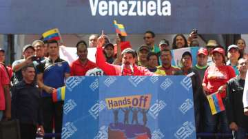 Мадуро депортира журналист, не му харесали въпросите