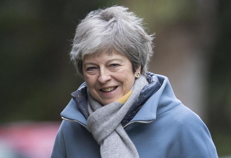 В британския парламент са предвидени няколко гласувания тази седмица.© БГНЕСОчаква
