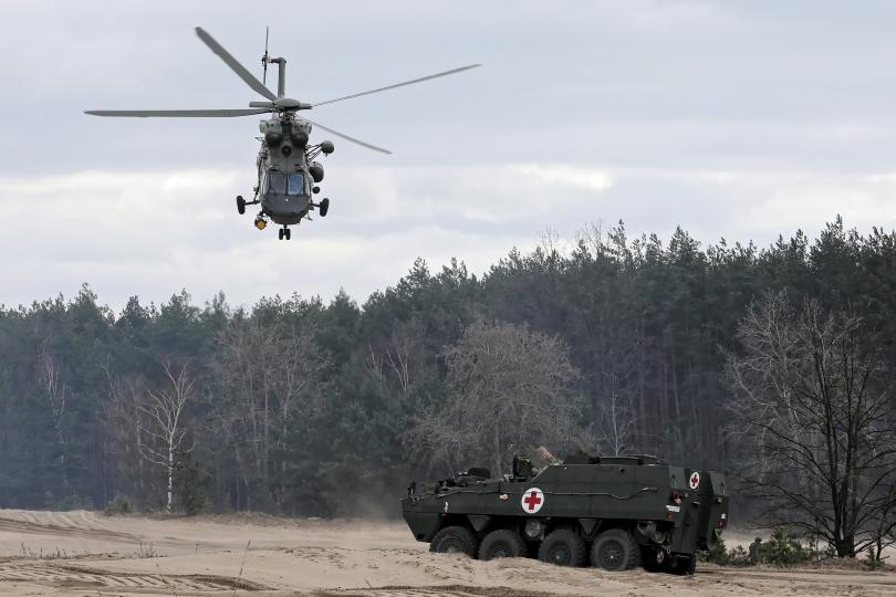 България отделя 1,43% от БВП за отбрана без разходите за