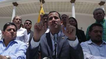 Хуан Гуайдо насрочи извънредно заседание на парламента на Венецуела
