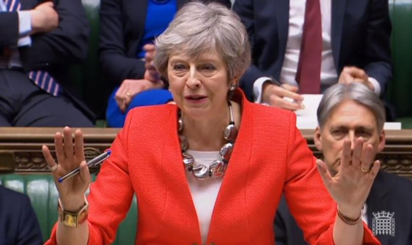 Премиерът Тереза Мей предупреди депутатите, че Великобритания може да не