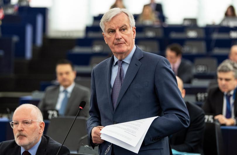 Европейският съюз трябва да се запознае с плана на Великобритания