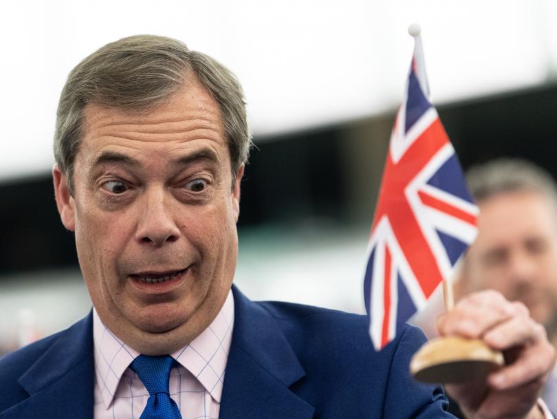 снимка 1 Мишел Барние: Страните да се готвят за хаотичен Брекзит