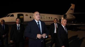 Продължава посещението на Бойко Борисов в Азербайджан