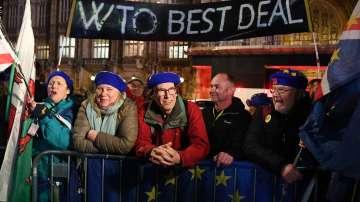 Британският парламент отхвърли Брекзит без сделка