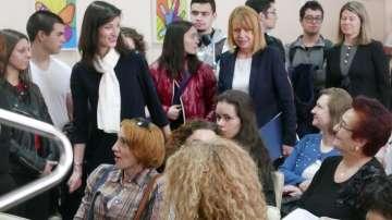 Мария Габриел: Младите имат силата да променят Европа