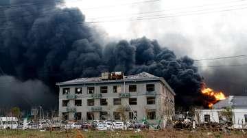 47 станаха жертвите от взрива в завод в Китай
