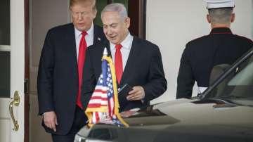Тръмп призна израелския суверенитет върху Голанските възвишения