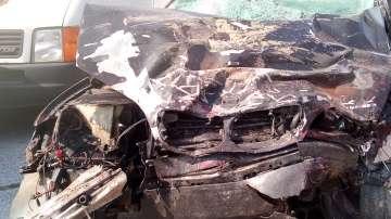 Тежка катастрофа взе четири жертви край Пловдив