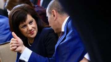 В Народното събрание приемат спокойно рокадите в ГЕРБ
