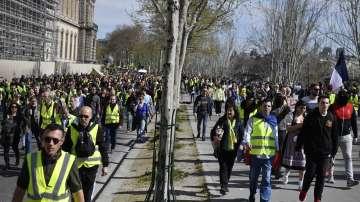 Двадесета седмица на протести на жълтите жилетки във Франция