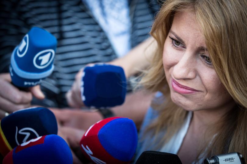 Словакия в очакване на първата жена президент