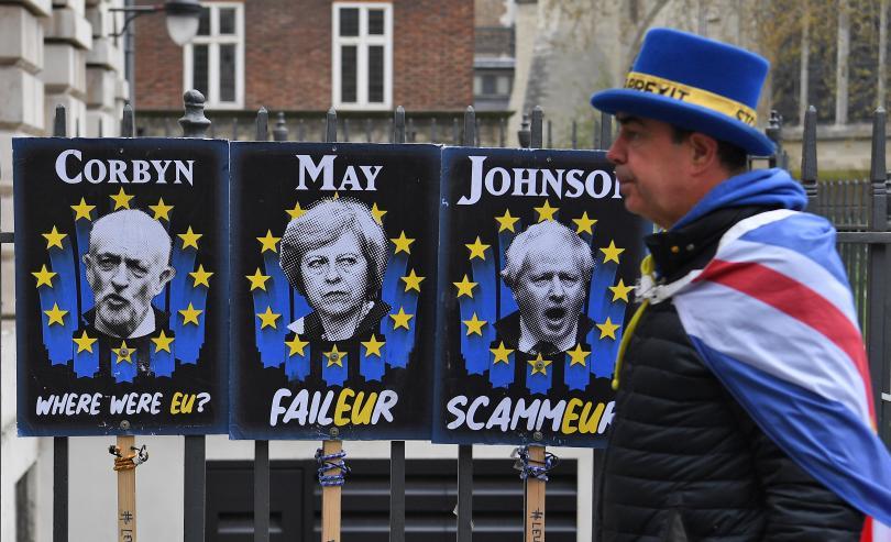 Британският премиер Тереза Мей ще поиска ново удължаване на преговорния