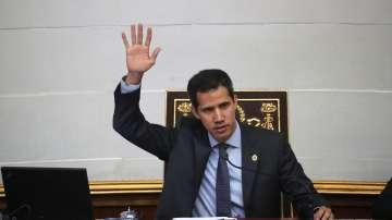Конституционното събрание отне имунитета на Хуан Гуайдо