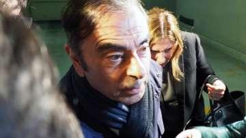Карлос Гон е арестуван отново