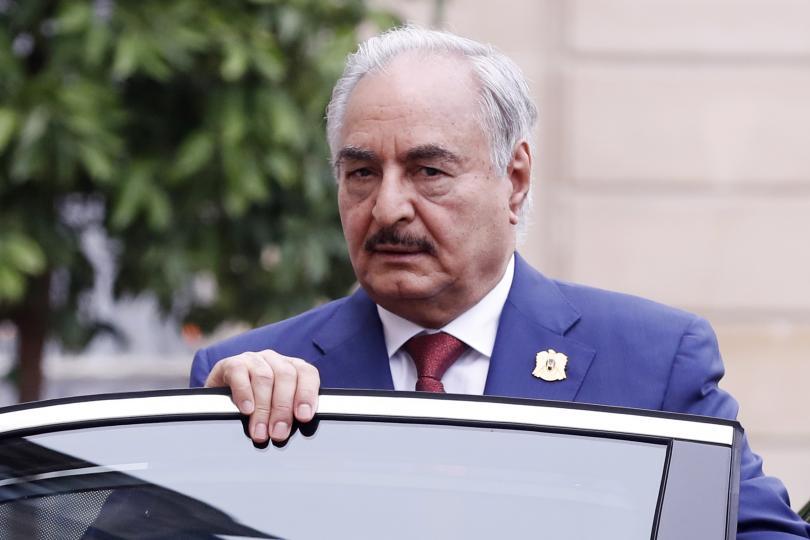 Хафтар обяви обща мобилизация в Либия заради евентуалната намеса на Турция