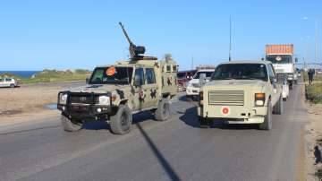 Битката за Триполи се ожесточава
