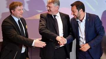 Националистически и антиимагрантски партии се обединиха за евроизборите