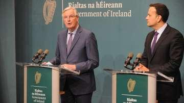 Барние: ЕС ще застане твърдо зад Ирландия