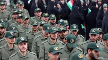 САЩ обявиха иранския Корпус на гвардейците за терористична организация