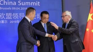 ЕС и Китай обсъждат сближаване в търговията, инвестициите и климата
