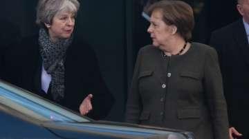 Последна совалка на Тереза Мей преди утрешното решение на ЕС за Брекзит