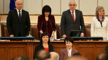 Лиляна Радева и Ралица Добрева положиха депутатска клетва