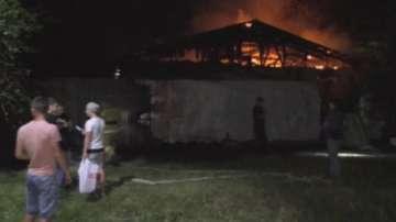 Шест души загинаха при пожар в психиатрична клиника в Одеса