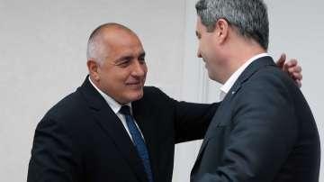Борисов и Зьодер обсъдиха увеличаване на германските инвестиции в България