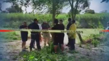 Видео на удавили се на мексиканската граница баща и дъщеря шокира света