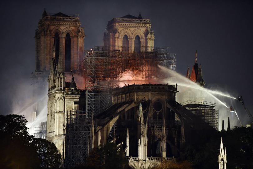 Френските власти обявиха, че нямат причина да подозират престъпен акт