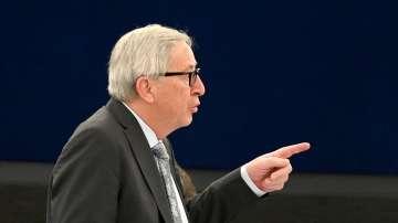 Юнкер представя програмата на срещата на върха на ЕС в Сибиу