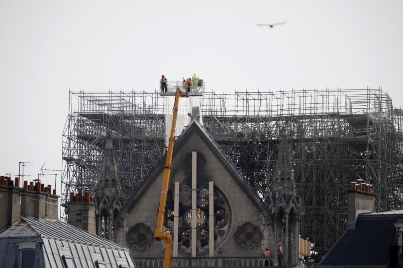 Властите в Париж забраниха протести на