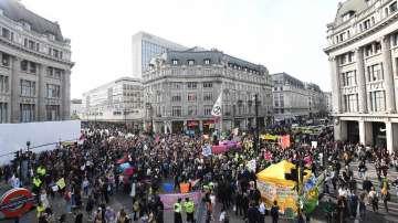 Климатични протести ще има на летище Хийтроу в Лондон