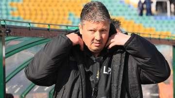 Пенев напусна треньорския пост в ЦСКА