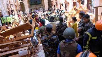 Поне 290 са загиналите при терористичните атаки в Шри Ланка