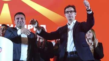 Стево Пендаровски води преди балотажа на изборите в Северна Македония