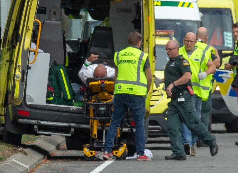 Мъжът, убил 51 мюсюлмански поклонници в джамията в Крайстчърч, беше