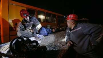17 миньори загинаха в Украйна