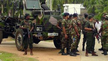 15 души загинаха при престрелка в Шри Ланка