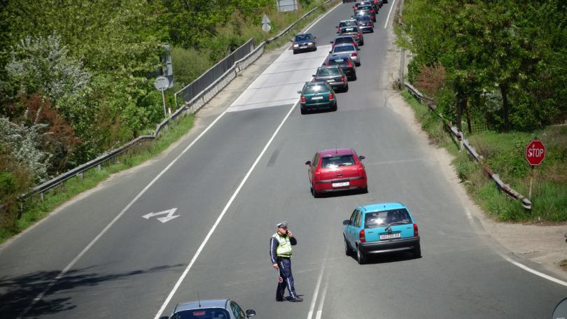 Очаква се засилен трафик по магистралите и основните пътища в