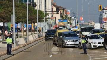 Засилени мерки за сигурност и ограничения на трафика заради визитата на папата