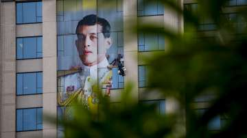 Последни приготовления преди коронацията на краля на Тайланд в събота