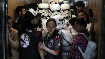 Днес е международният ден на Междузвездни войни