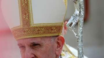 Завършва посещението на папа Франциск