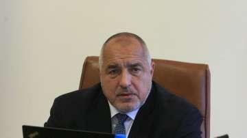 Премиерът Борисов коментира казаното от президента за предизборната кампания
