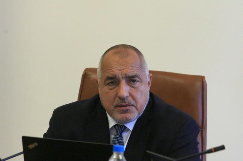 Премиерът Бойко Борисов коментира казаното от президента, че не трябва